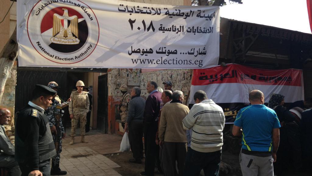 Reportage] egypte: ouverture des bureaux de vote dans un climat