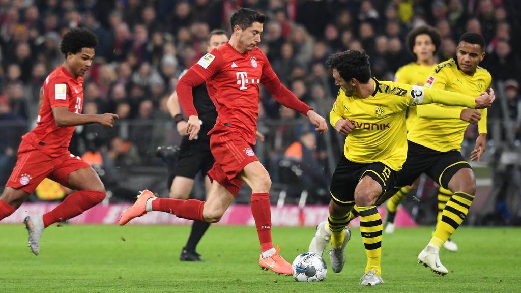 Dortmund Bayern 2021