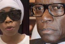 EXPULSION/ATEPA VS ABY NDOUR: Le juge tranche en faveur de la chanteuse
