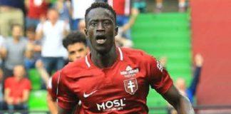 Amicaux : Ibrahima Niane, prochaine recrue d'Aliou Cissé ?