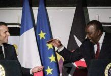 Le président kényan en France pour finaliser d'importants accords économiques