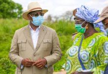 Agriculture : Macky Sall promet de mieux équiper le monde rural