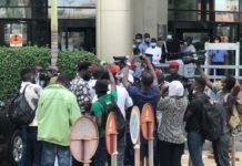 Dépôt de lettre de protestation: Aliou Sané, Kilifeu et Cie libérés