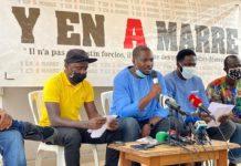 Arrestation, brutalisation… Y'en a marre va porter plainte !