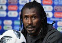"""Je ne peux ni confirmer, ni infirmer le match amical contre la Mauritanie"""
