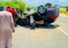 Koungheul : Deux agents du Conseil départemental blessés dans un accident