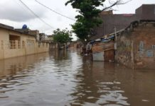 Sédhiou : Les pluies torrentielles font 2 morts et 3 blessés graves