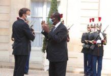 Macron a demandé à Ouattara de se retirer, ce dernier a refusé!