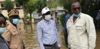 Aly Ngouille Ndiaye , «Nous sommes en train de finaliser le travail»