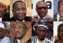 Présidentielle 2020 : 12 candidatures validées par la Cour Constitutionnelle