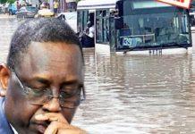 Inondations : Macky veut un programme spécial pour Keur Massar