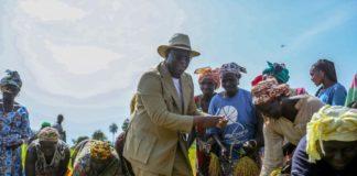 Agriculture : à Sibassor, Macky Sall loue les réalisations d'une coopérative partenaire de l'Etat