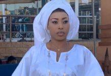 Carnet Rose: Bassel Basse de la TFM devient Mme Sankaré