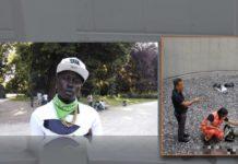Mort tragique d'un jeune gambien en Italie