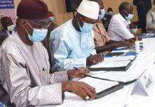 Podor : Deux projets de 871 millions pour 18 communes
