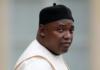 Le projet de réforme constitutionnelle du Président Barrow a capoté !