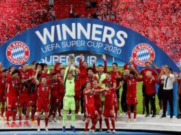 Le Bayern Munich remporte la Supercoupe d'Europe et s'offre un incroyable quadruplé !