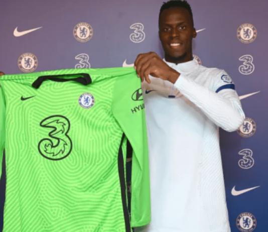 """Edouard Mendy : """"Pourquoi j'ai signé à Chelsea"""""""