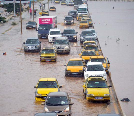 Dégâts causés par les fortes pluies du jeudi: 5 morts enregistrés en 24 heures à l'intérieur du pays