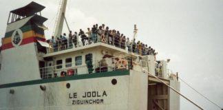 An 18 du naufrage du bateau le «Joola» : La délégation officielle conduite par le ministre des Forces Armées