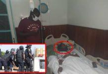 CJRS: «Cette violence policière à l'encontre des citoyens ne saurait se justifier »