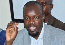 Débat sur le 3e mandat de Macky : « On doit emprisonner tous ceux qui prononcent la lettre 3 seulement »(Ousmane Sonko)