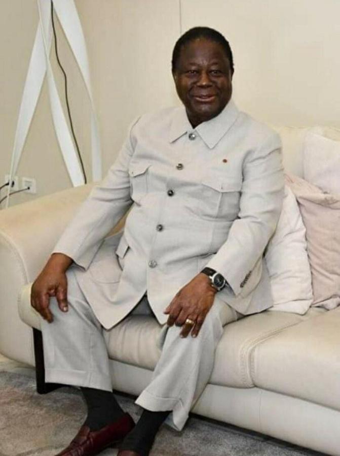 Présidentielle Côte d'Ivoire - La candidature de Henri Konan Bédié validée