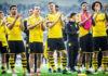 Covid-19: le Borussia Dortmund devrait accueillir 10000 fans lors de son match d'ouverture de la Bundesliga