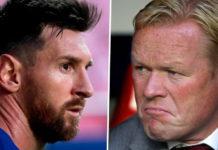 Le nouvel entraîneur de Barcelone, Ronald Koeman, insiste sur le fait qu'il entretient de bonnes relations avec Lionel Messi