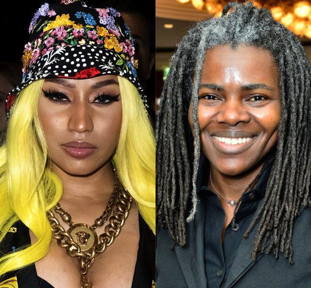 Mise à jour: le juge statue en faveur de Nicki Minaj dans le différend sur le droit d'auteur de Tracy Chapman