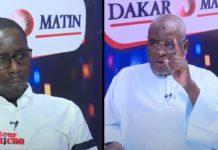 """Autour du Micro Mamadou GOUMBALA""""Macky n'a pas compris la puissance dévastatrice d'un peuple révolté"""