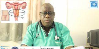Docteur Oumar Konaté nous parle du Cancer du Col de l'Utérus de ses causes et conséquences