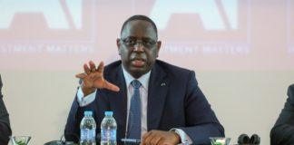 Traitement du rapport des USA sur la corruption: Macky accuse une certaine presse