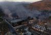 L'incendie de Moria à Lesbos contraint l'Union européenne à réagir