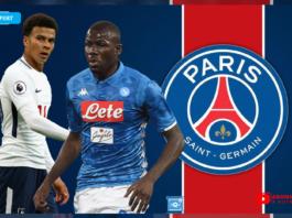Vision Sport : les PSG propose 81 Millions d'euros pour Koulibaly et un prêt avec option d'achat pour Dele Ali