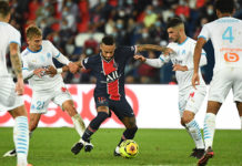 PSG -OM : Neymar accuse Alvaro Gonzalez de racisme