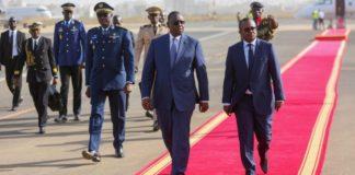 Avenue Macky Sall en Guinée Bissau : Le Chef de l'Etat honoré par son homologue Umaro Sissoco Embalo