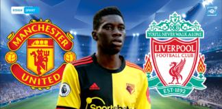 Vision Sport : 🚨 ALERTE 🚨 Manchester United et Liverpool s'arrachent Ismaila Sarr