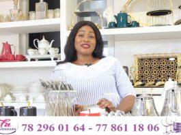 PUB : FA Vaisselle dans toute sa splendeur Vente de vaisselle de luxe à la fois pratique et fashion