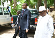Mali: l'ancien président Ibrahim Boubacar Keïta s'envole pour les Émirats arabes unis