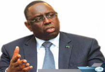 Economie: Macky envisage un taux de croissance de 13% dès 2023