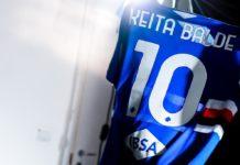 Mercato : Keita Baldé prêté à la Sampdoria (Officiel)