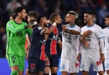 PSG-OM : Neymar et Alvaro Gonzalez pas sanctionnés !
