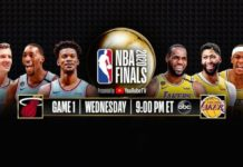 Finale NBA 2020 : suivez l'avant-match