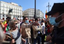 Covid-19 en Espagne: Madrid se reconfine face à la hausse des contaminations