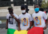 Paris : Les proches et fans de Sidiki Diabaté manifestent pour sa libération