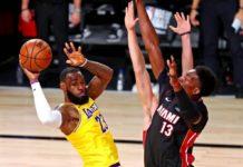 NBA : les Los Angeles Lakers à une victoire du titre