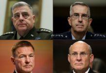 Coronavirus : L'état-major de l'armée américaine en quarantaine