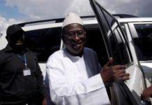 Les images de l'arrivée de Soumaïla Cissé à Bamako