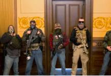 États-Unis: 13 personnes qui projetaient d'enlever une gouverneure inculpées